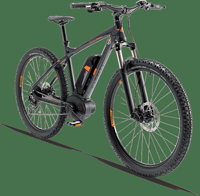 Biciletta elettrica a pedalata assistita E-bike Garelli Audax XC 003