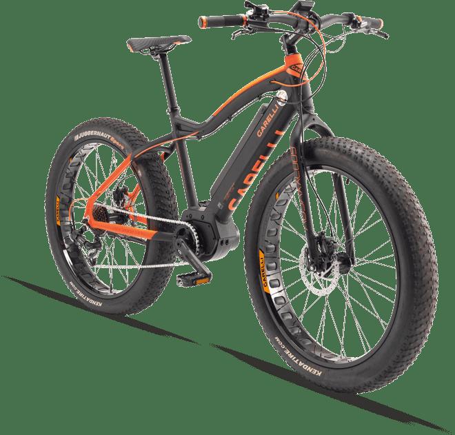 Fat E-bike Garelli Audax XC 005