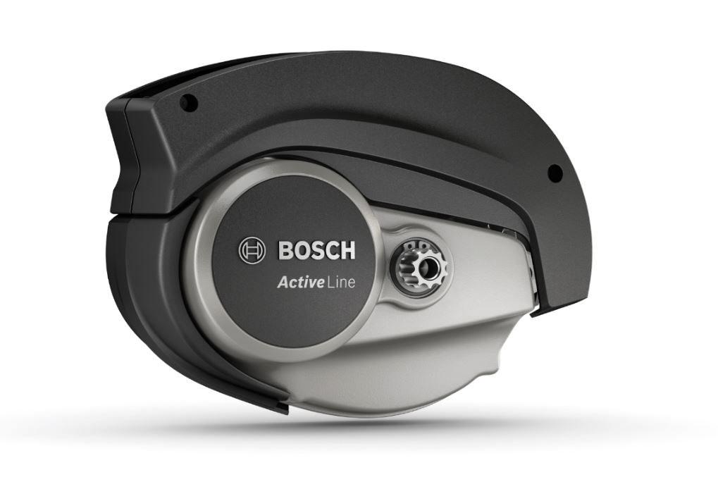 Motore Bosh Active Line per e-bikes Garelli