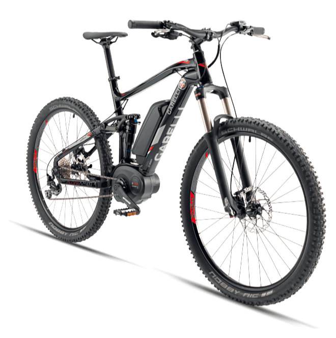 E-bike Garelli AUDAX AM 100